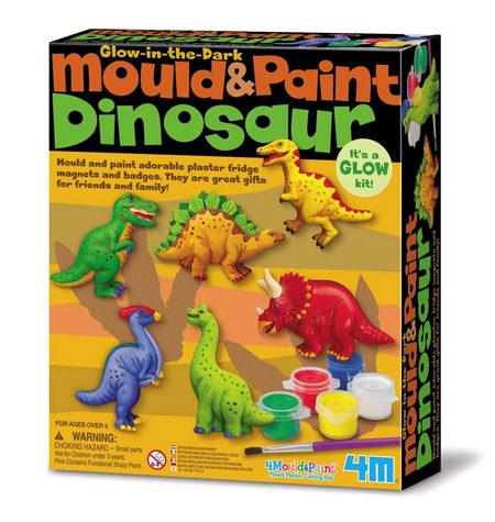 Moldea y Pinta – Imanes de Dinos