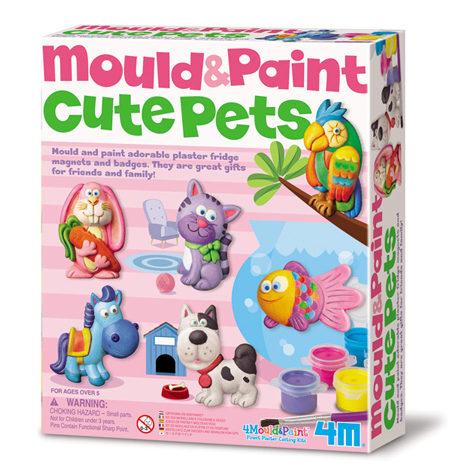 Moldea y Pinta – Imanes de Mascotas