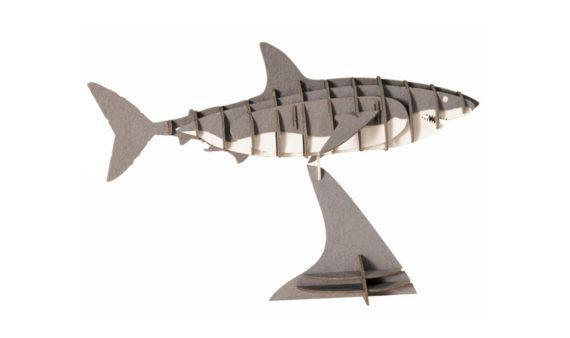 Paper Model – Tiburón