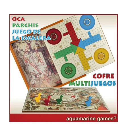 Caja Parchís / Oca / Escalera Estética Antigua