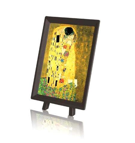 Puzzle 150 MINI – Piezas de Plástico – El beso, Klimt
