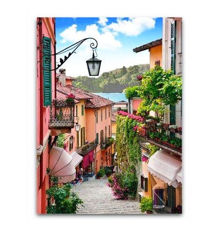 Puzzle 150 MINI – Piezas de Plástico – Lago Como, Italia