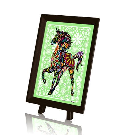 Puzzle 150 MINI – Piezas de Plástico – The Pretty Horse