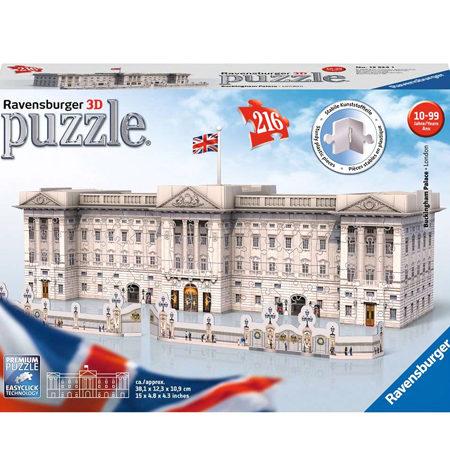 Puzzle 3D – 216 Buckingham Palace, Londres