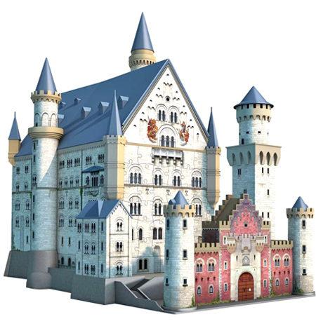 Puzzle 3D – 216  Neuschwanstein, Alemania
