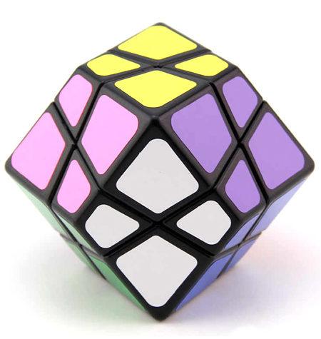 Cubo de Rubik Dodecaedro 4 Rombos
