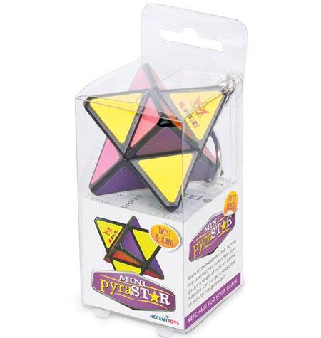 Cubo de Rubik Llavero Pyrastar