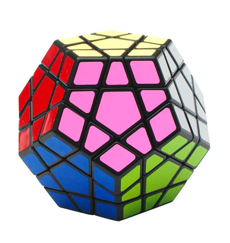 Cubo de Rubik Megaminx