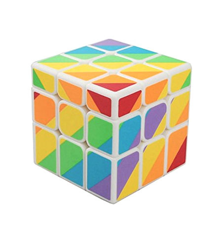 Cubo de Rubik 3×3 MoYu – Unequal