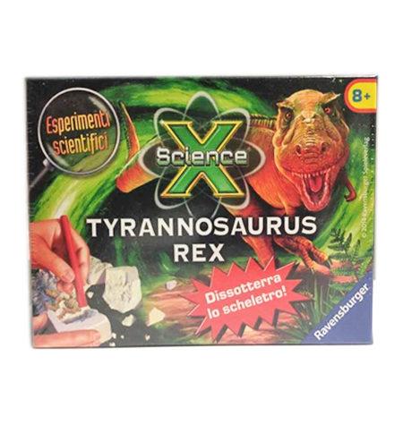 Science X – Excavar Dinosaurio Tyrannosaurus Rex