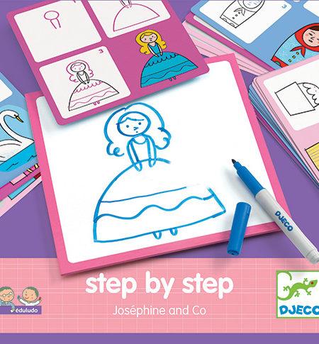 Step By Step – Josephine