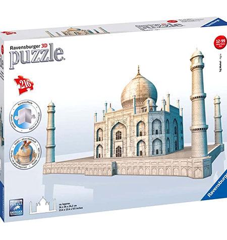 Puzzle 3D – 216  Taj Mahal