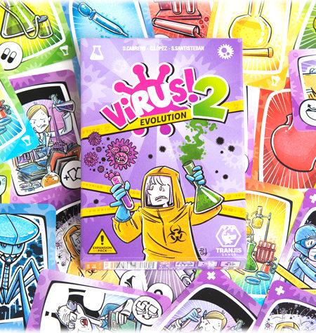 Virus! 2 Evolution – Expansión