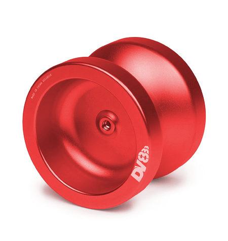 YOYO Dv888 Aluminio Rojo