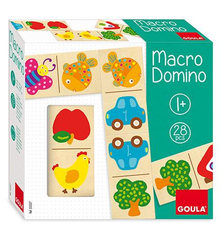 Macro Dominó Infantil
