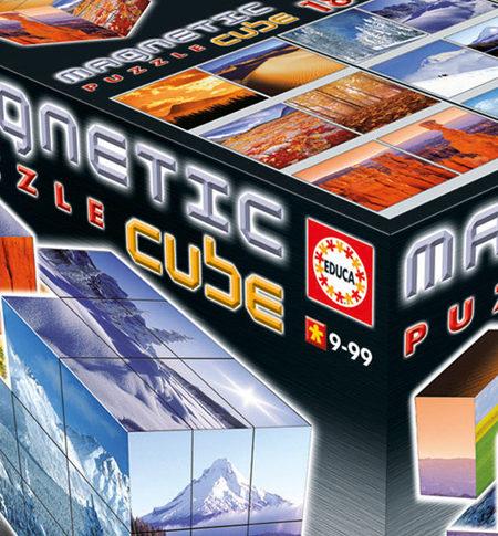 Cubos Magnéticos Paisajes