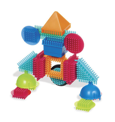 Bristle Blocks – 56 Piezas