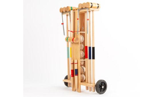 Croquet de 6 Mazos