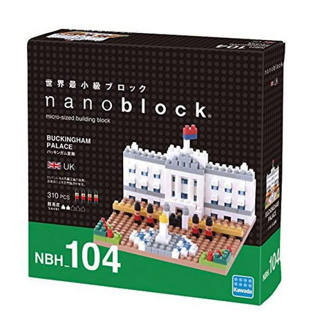Nanoblock – Buckingham Palace