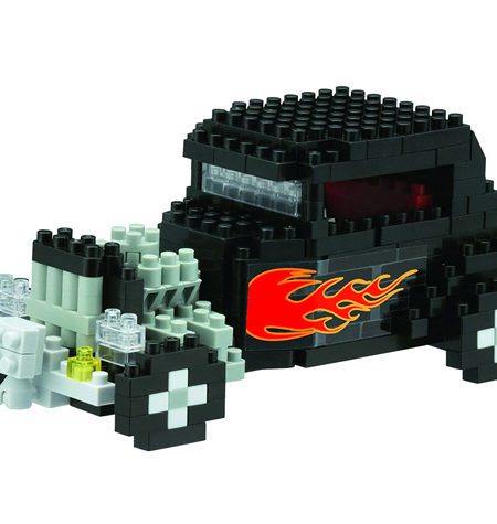 Nanoblock – Coche hot Rod
