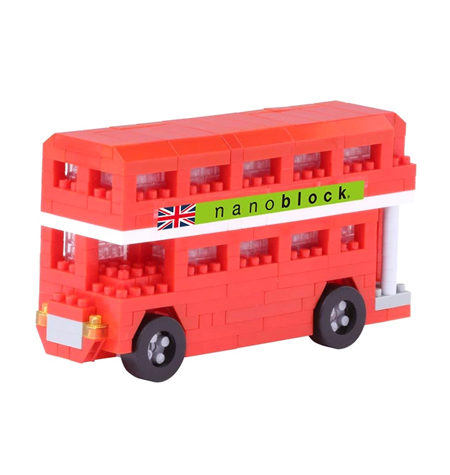 Nanoblock – London Bus