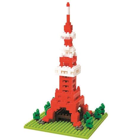 Nanoblock – Tokyo Tower