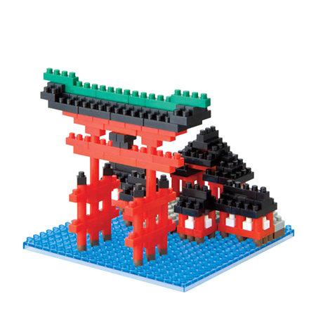 Nanoblock – Tori Itsukushima