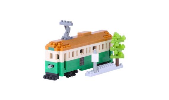 Nanoblock – Tranvía de Melbourne