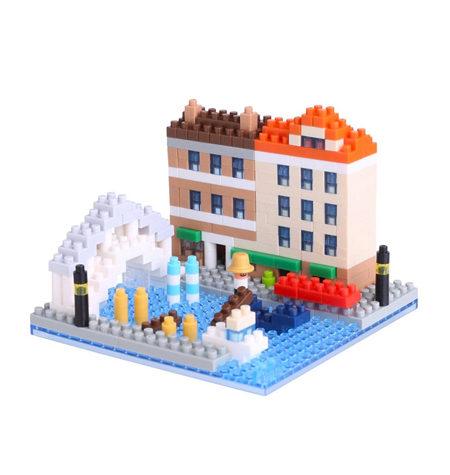 Nanoblock – Venecia