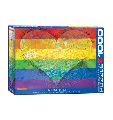 Puzzle 1000 Amor y Orgullo