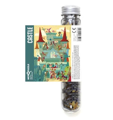 Puzzle 150 MINI – Tubo – Castillo