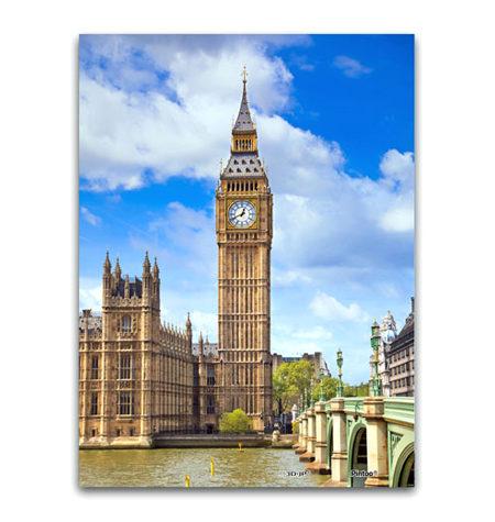 Puzzle 150 MINI – Piezas de Plástico – Big Ben