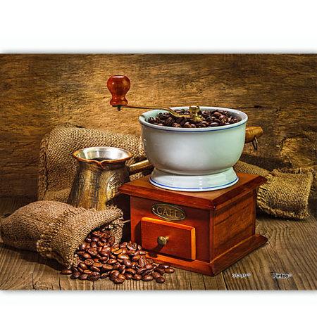 Puzzle 150 MINI – Piezas de Plástico – Coffe in an Old Style