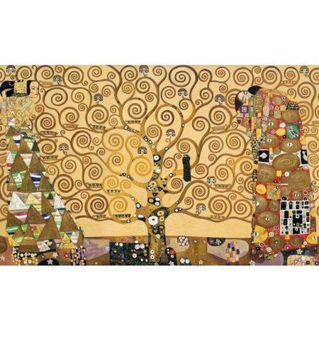 Puzzle 200 Madera – El Árbol de la Vida, Klimt