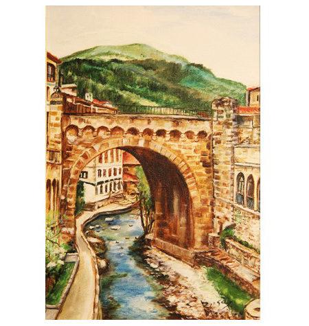 Puzzle 200 Madera – Puente de Ronda