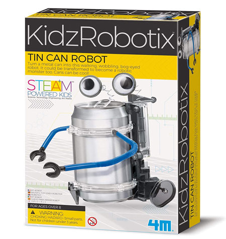 Robot – Lata Tin Can