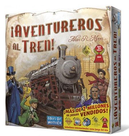 Aventureros al Tren AMERICA
