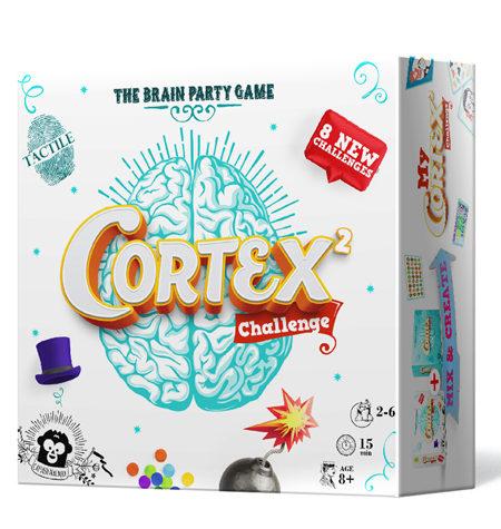 Cortex Challenge 2 Blanco