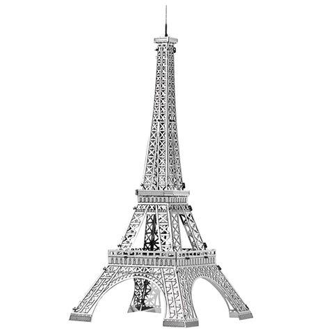 Metal Model Torre Eiffel