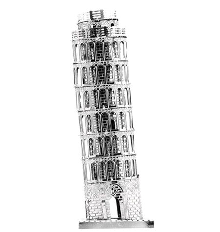 Metal Model Torre de Pisa