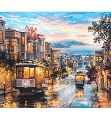 Puzzle 1000 Paraiso de Tranvías