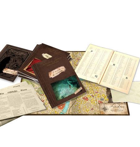 Sherlock Holmes Detective Asesor: Los Crímenes del Támesis